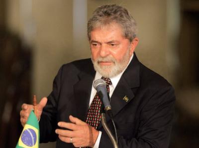 ブラジルのカリスマ ルーラ大統領